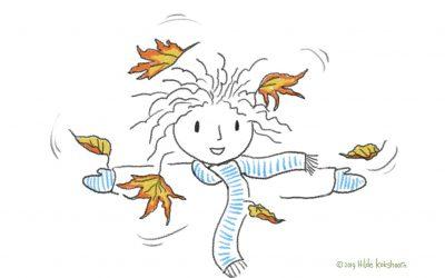 Kleur jouw herfst